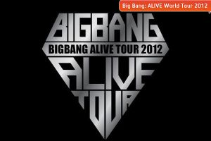 Big Bang ALIVE World Tour 2012 by FuaniChan