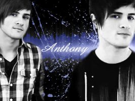 Anthony from Smosh *NEW* by MsWillow999