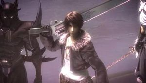 Dissidia OP : Squall Leonhart by Moluscum
