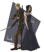 Prompt Ty Franka Witcher by sharadaprincess