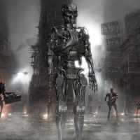 T-800 Endoskeleton by jc-starstorm
