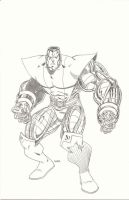 Colossus by LakLim