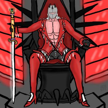 Azazel: The Mad Baron of Hell by harbinger-project
