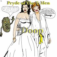 Doop issue 2 Pryde of The X-Men by Number1Exile