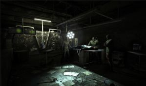 Crazies - Outlast Whistleblower by WllTK