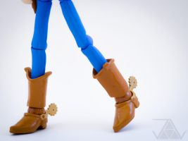 Woody - These  boots by PlasticSparkPhotos