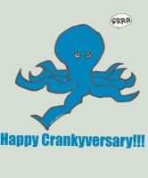 Happy Crankyversary by jakester2008