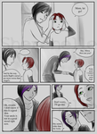 Shredder-Raph-Series: Present-Story Page 5 by Sherenelle