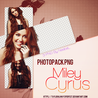 Miley Cyrus Png Pack by tayloralwaysperfect