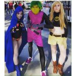 Fanime 2015 Teen Titans by Angels-and-demons-98