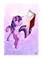 Books are Magic by lunatic-neko