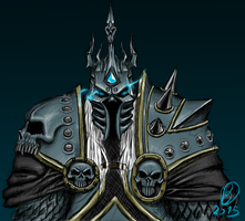 Lich King by deko06