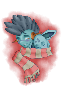 PKMC- Baby its cold outside by Jwaterworks