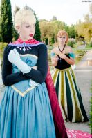 Frozen - What are you so afraid of? by Achico-Xion