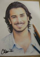 Joey Richter Drawing by Live4ArtInLA