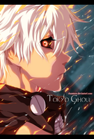 Tokyo ghoul! by Amaterra
