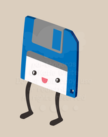 DaD - 012 Floppy Disk by pai-thagoras