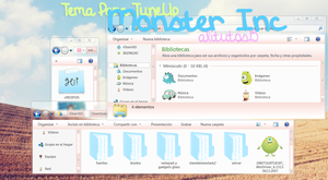 MonsterInc iConPack Installer by alitutos15