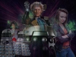 Doctor Who: The Curse of Davros (fan art) by Warhammer-Fanatic