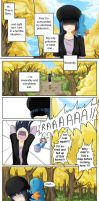 The golden forest part 1 of 4 by sasuki-chan
