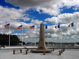 D-Day monument by RichardRH