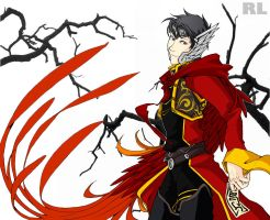 Asia Myth Creatures-Wiccan by ramalama14