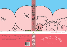 Three Little Pigs by Momo-Kola