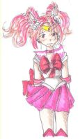 Sailor Chibi Moon by heart-of-glass