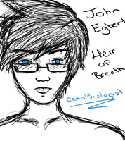 John Egbert Sketch by OffTempoPianist