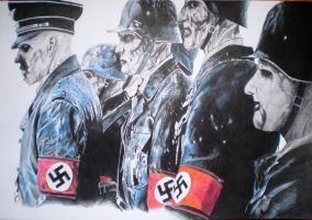Nazi-Zombies by RoleForge