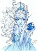 Snow Queen by Emilia89
