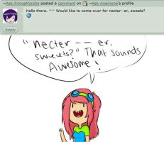 NECTER ERR SWEETS by Ask-Anemone