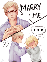 MARRY ME by Sydsir