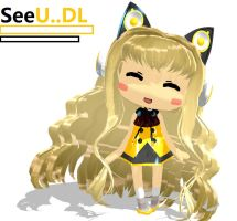 MMD..::ChanXCo SEEU DL::.. by iinoone