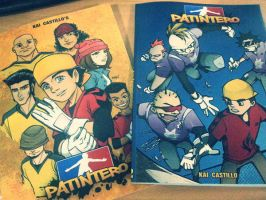 Patintero Comics by kaicastle