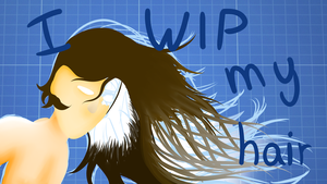 I WIP my hair back and forth by TheBoyd