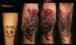 Coverup / modification by Somniphorius