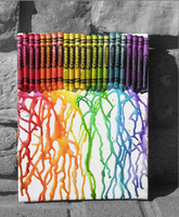 Crayons by AnUnearthlyChild