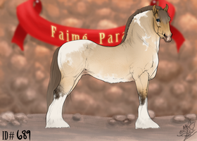 Faime Import 707 by bedfordblack