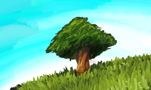 Tree by theasyname