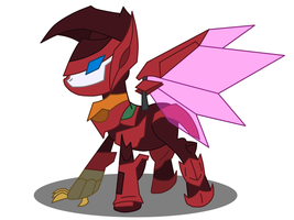 Code Pony: Geass is Magic - Gurent SEITEN by BLAHBLAH682