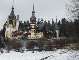Peles Castle by Magic-diamond