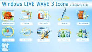 Windows Live Wave 3 by AlveR-spb