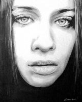 Fiona Apple by crimmy