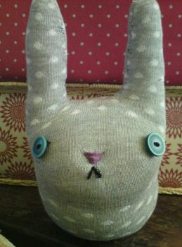 Mr Bunny by Teapot-Mysteries