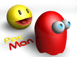 Pacman by Joorch