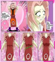 naruto into sakura page 2 by TheDarkShadow1990