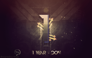 1 Year Don by NINJAIWORKS