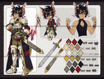 ::Adoptable Auction::  Blakryen 2 [closed] by Jotaku