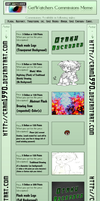 Commission Guide 1 of 2 by cmr-1990